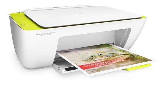 Impressora Hp Multifuncional Deskjet 2135 Usb