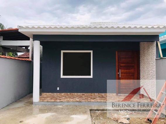 Casa À Venda No Bairro Itaipuaçu Em Maricá/rj - 129