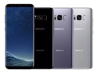 Samsung Galaxy S8 Plus 64gb Nuevos / Garantia 4 Tiendas
