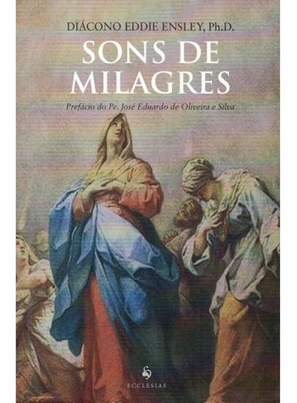 Livro Sons De Milagres