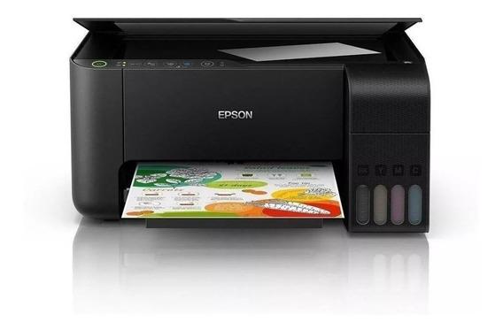 Impressora Multifuncional Epson Ecotank L3150 Com Wi-fi 110v
