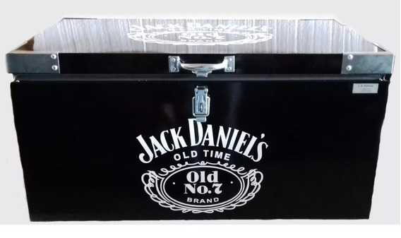 Caixa Térmica Jack Daniels 70 Litros