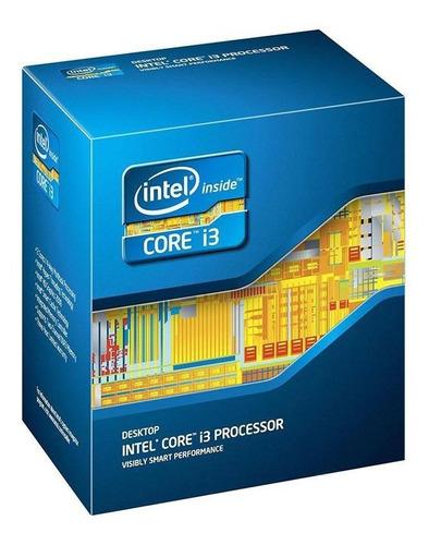 Imagem 1 de 1 de Processador Intel Core i3-2100 CM8062301061600 de 2 núcleos e 3.1GHz de frequência com gráfica integrada