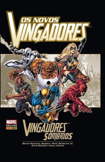 Os Novos Vingadores: Vingadores Sombrios - Marvel Deluxe - C