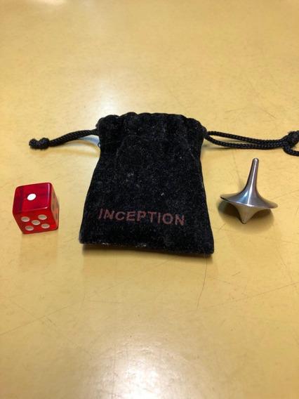 Totem De Inception / El Origen / Peonza + Dado / Oficial