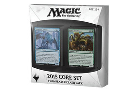 Mtg Magic 2015 M15 Lacrada Inglês 2015 Core Set Two Play