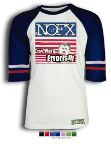 Playera Nofx The War Para Niño, Dama O Caballero