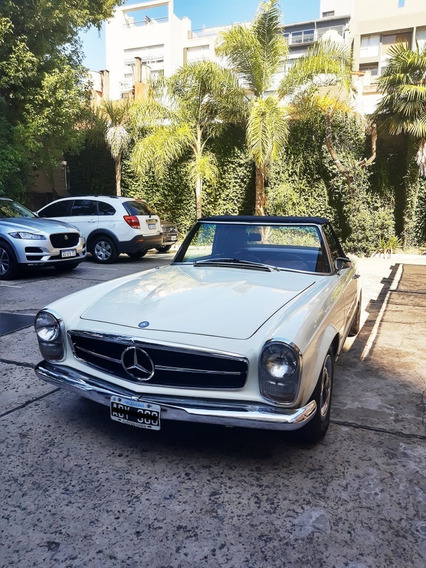 Mercedes Benz Sl 230 - 1967