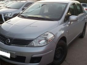 Nissan Tiida Visia 4 Puertas