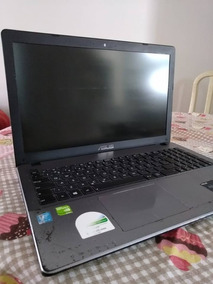 Notebook Asus X550l Semi Usado Em Ótimo Estado