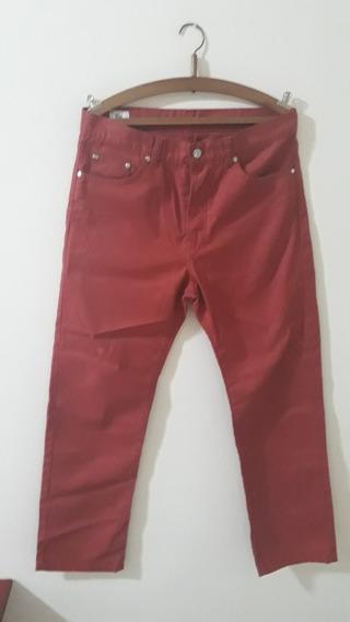 Pantalon Hombre Lacoste Impecable