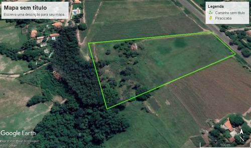 Imagem 1 de 11 de Sítio À Venda, 36300 M² Por R$ 850.000,00 - Recanto Nobre - Charqueada/sp - Si0009