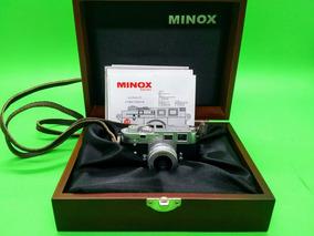 Mini Câmera Leica M3 Digital 5mp By Minox