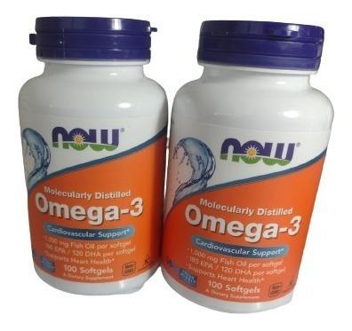 Imagem 1 de 5 de  Kit Suplementos   Omega 3 Importado