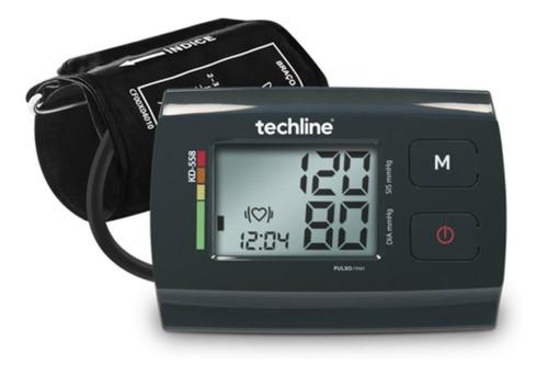 Aparelho medidor de pressão arterial digital de braçoTechline KD-558