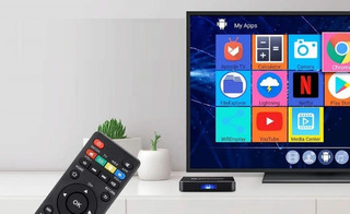 Tv Box Convertidor Smart