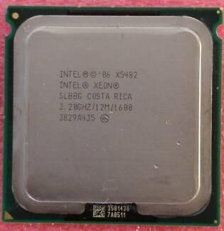 Processador Intel Xeon X5482 3.2ghz/12m/1600fsb 775adaptado