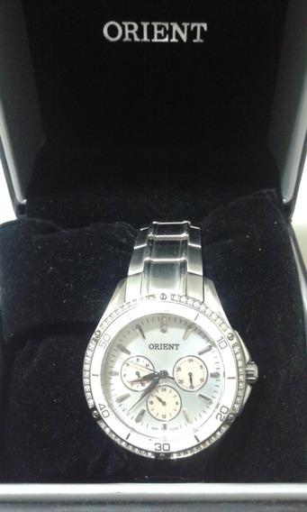 Relógio Orient Feminino Original Estilo Serena Willians