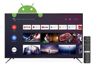 Smart Tv 50 Pulgadas 4k Android Cdh-le504ksmart20 Hitachi