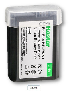 Bateria Mod. 13584 Para Sony Alpha A7 Ii