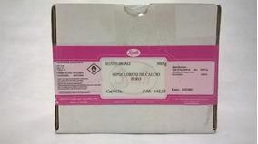 Hipoclorito De Calcio Puro 500g (65%) Labsynth