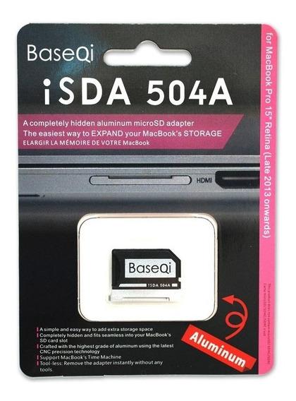 Adaptador Micro Sd Macbook Pro Retina 15 - Nifty
