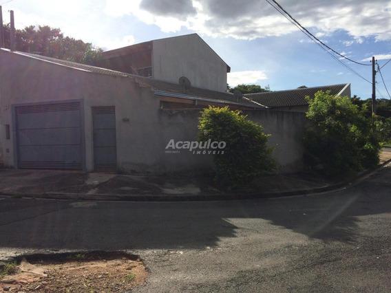 Casa À Venda, 3 Quartos, 2 Vagas, Jardim Novo Horizonte - Americana/sp - 8474