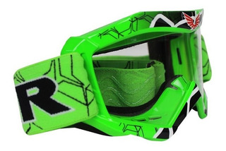 Goggle Motociclista Infantil Bkr Strike