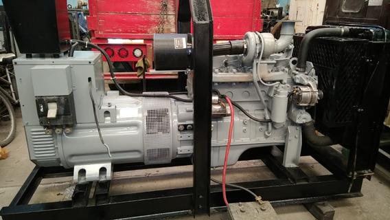 Planta De Luz Generador Electrico De 100 Kw Con Motor Diesel