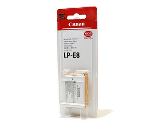 Batería Canon Lp-e8 Eos 700d 550d T3i T4i T5i Kissx4 X5 Lpe8