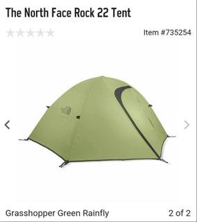 Carpa North Face Rock 22
