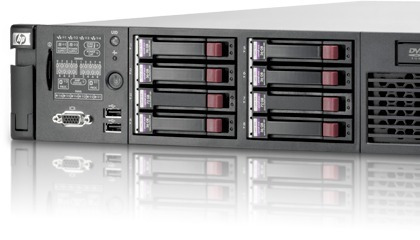 Servidor Hp Dl380 G7 2 Xeon Quadcore 32gb Ram 2x 300gb Sas
