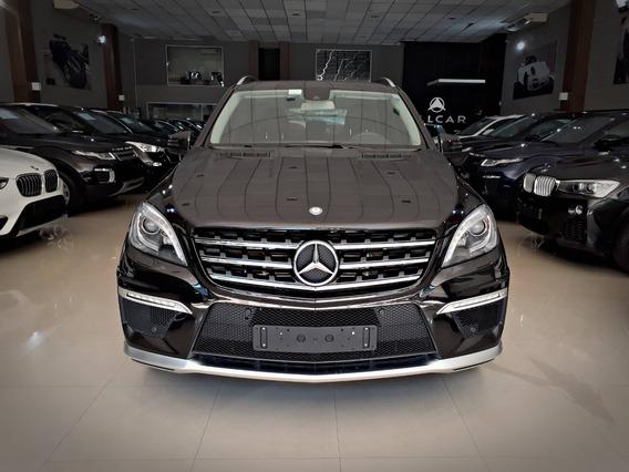 Mercedes Benz Ml63 Amg V8 Bi-turbo 5.5. Preto 2014/14