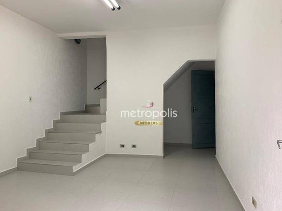 Galpão Para Alugar, 1000 M² Por R$ 25.000/mês - Centro - São Caetano Do Sul/sp - Ga0092