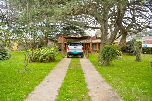 Imagen 1 de 13 de Venta Casa Quinta Con Parque Arbolado En Lima | Zarate (511210701)