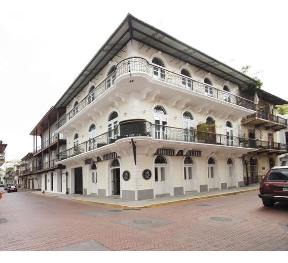 Alquiler Apartamento En Casa Mallet/ Casco Viejo