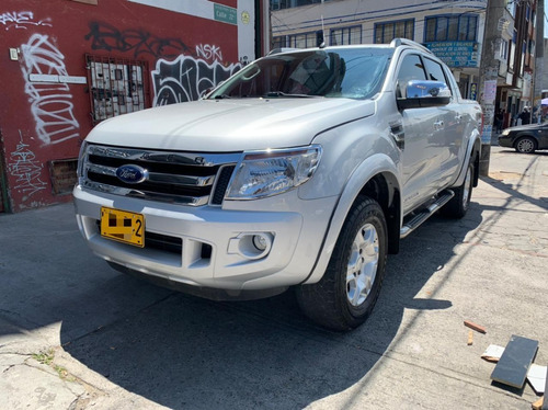Ford Ranger Xlt Limited 3.2 Mt 4x4