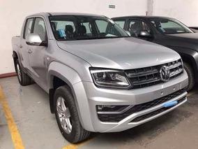 0km Volkswagen Amarok 4x2 Comfortline Aut Vw No Ranger 2019