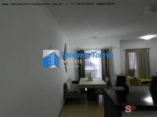 Apartamento Para Venda Em São Bernardo Do Campo, Planalto, 2 Dormitórios, 1 Suíte, 2 Banheiros, 1 Vaga - 1168_2-439585