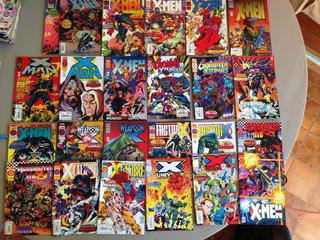 Marvel, Era De Apocalipsis, Vid, Serie Completa, 24 Comics