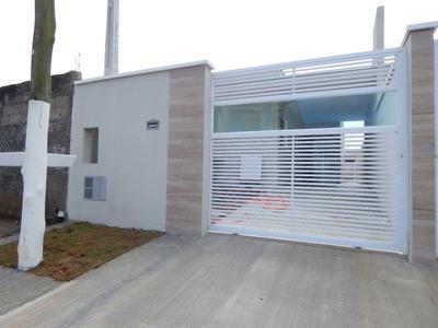 Casa Nova Na Vila Romar Em Peruíbe À Venda.