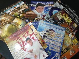 Coleccion Feng Shui Alfonso Leon 39 Revistas 10 Verdes