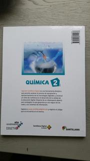 Libros De Santillana 100% Nuevos 2bgu