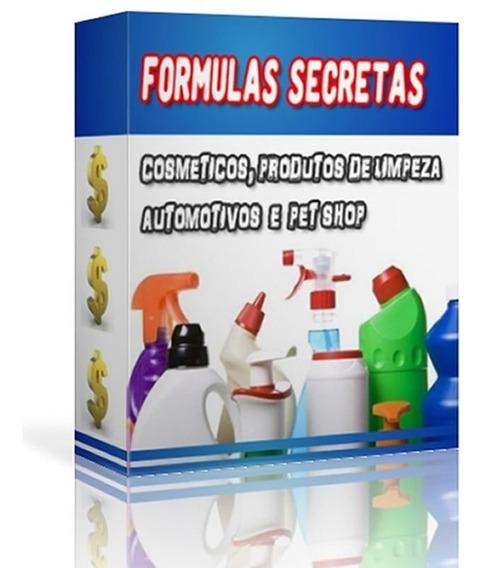 Formulas Produtos De Beleza Limpeza Automotivo Passo A Passo