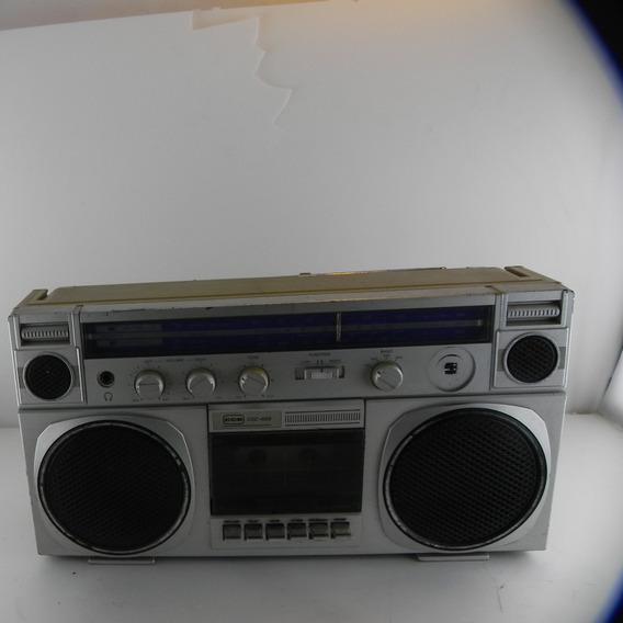 Radio Cce Csc 850 Antigo Modelo Anos 70 - Usado Com Defeito