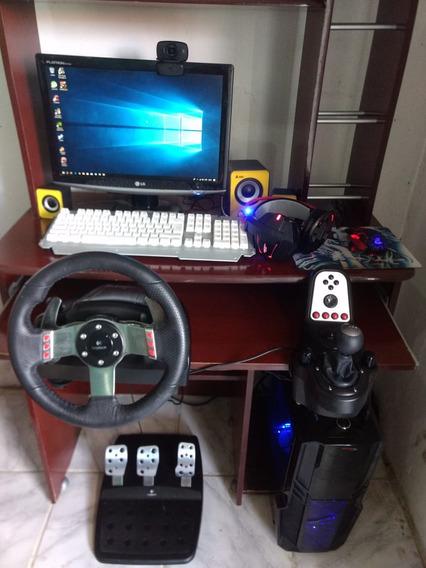 Computador Gamer Completo Foda Vale A Pena Conferir