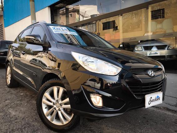 Hyundai Ix35 Gls 2.0 Flex Automatica 2014 - Preta