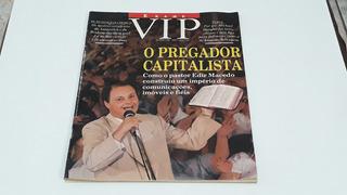 Revista Exame Vip - O Pregador Capitalista