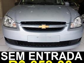 Chevrolet Classic Ls 1.0 Vhce Único Dono Completo 2011 Prata