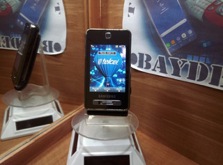 Samsung F480l Telcel Plata